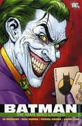 Batman The Man Who Laughs HC (2008 DC) 1-1ST