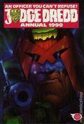 Judge Dredd Annual HC (1981-1990 UK) 1990-1ST