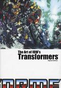 Art of IDW's Transformers HC (2007) 1S-1ST