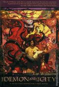 Demon and the City HC (2006 Detective Chan Novel) 1-1ST