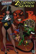 JLA Zatanna's Search TPB (2004 DC) 1-1ST