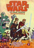 Star Wars Clone Wars Adventures TPB (2005-2007 Dark Horse Digest) 7-1ST