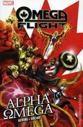 Omega Flight Alpha to Omega TPB (2007 Marvel) 1-1ST