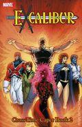 Excalibur Classic TPB (2005-2008 Marvel) 4-1ST