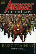Avengers The Initiative HC (2007-2010 Marvel) 1-1ST