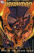 Hawkman TPB (2003-2006 DC) By Geoff Johns, James Robinson, Jimmy Palmiotti and Justin Gray 4-1ST
