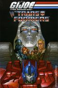 GI Joe vs. Transformers TPB (2004-2006 Devil's Due) 1-1ST