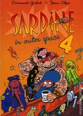 Sardine in Outer Space GN (2006-2008 First Second Books) 4-1ST