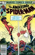 Amazing Spider-Man (1963 1st Series) Canadian Price Variant 233