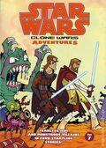 Star Wars Clone Wars Adventures TPB (2005-2007 Dark Horse Digest) 7-REP