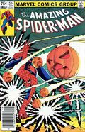 Amazing Spider-Man (1963 1st Series) Canadian Price Variant 244