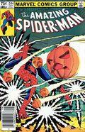 Amazing Spider-Man (1963 1st Series) Canadian Price Variant 244