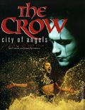 Crow City of Angels A Diary of the Film SC (1996 Kitchen Sink) 1-1ST