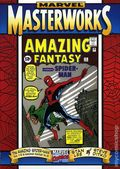 Marvel Masterworks Amazing Spider-Man HC (1998 2nd Series) Comicraft Edition 1-REP