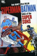 Superman/Batman Saga of the Super Sons TPB (2007 DC) 1st Edition 1-1ST