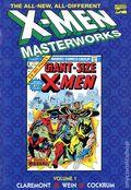 X-Men Masterworks TPB (1993 Marvel) 1-1ST