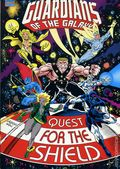 Guardians of the Galaxy Quest for the Shield TPB (1992) 1-1ST