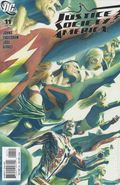 Justice Society of America (2006-2011 3rd Series) 11A
