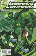 Green Lantern (2005 3rd Series) 26