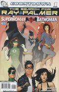 Countdown Search For Ray Palmer Superwoman Batwoman 1