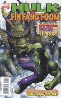 Hulk vs. Fin Fang Foom (2007) 1