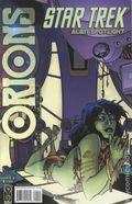 Star Trek Alien Spotlight Orions (2007) 1A
