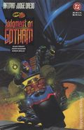 Batman Judge Dredd Judgment on Gotham (1991) 1R