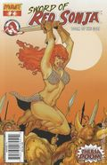 Sword of Red Sonja Doom of the Gods (2007) 2B