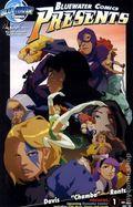 Bluewater Comics Presents (2007) 1