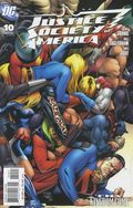 Justice Society of America (2006-2011 3rd Series) 10B