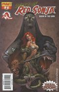 Sword of Red Sonja Doom of the Gods (2007) 2C