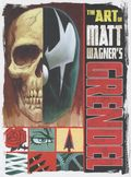 Art of Matt Wagner's Grendel HC (2007) 1-1ST