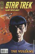 Star Trek Alien Spotlight Vulcans (2007) 1B