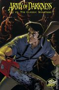 Army of Darkness Ash vs. The Classic Monsters TPB (2007) 1A-1ST