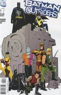 Batman and the Outsiders (2007 2nd Series) 1B