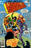 Legion of Super-Heroes (1980 2nd Series) Mark Jewelers 270MJ