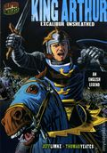Graphic Universe: King Arthur Excalibur Unsheathed GN (2007 Lerner) An English Legend 1-1ST