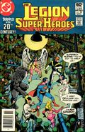 Legion of Super-Heroes (1980 2nd Series) Mark Jewelers 281MJ
