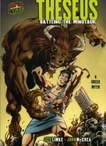 Graphic Universe: Theseus Battling the Minotaur HC (2007 Lerner) A Greek Myth 1-1ST