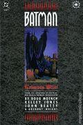 Batman Crimson Mist GN (1999 DC Edition) 1-1ST