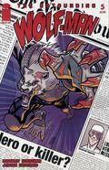 Astounding Wolf-Man (2007) 5A