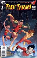 Teen Titans Year One (2008) 1