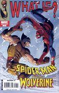 What If Spider-Man vs. Wolverine (2008) 1