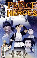 Prince of Heroes (2008 Antarctic Press) 1