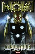 Nova TPB (2007-2010 Marvel) By Dan Abnett and Andy Lanning 1-1ST