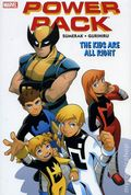 Power Pack The Kids are All Right HC (2008 Marvel) 1-1ST
