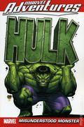 Marvel Adventures Hulk TPB (2007-2008 Digest) 1-1ST