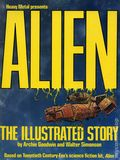 Alien The Illustrated Story GN (1979 Futura/Heavy Metal Edition) 1B-1ST