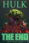Hulk The End HC (2008 Marvel) 1-1ST