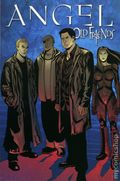 Angel Old Friends TPB (2006) 1-1ST